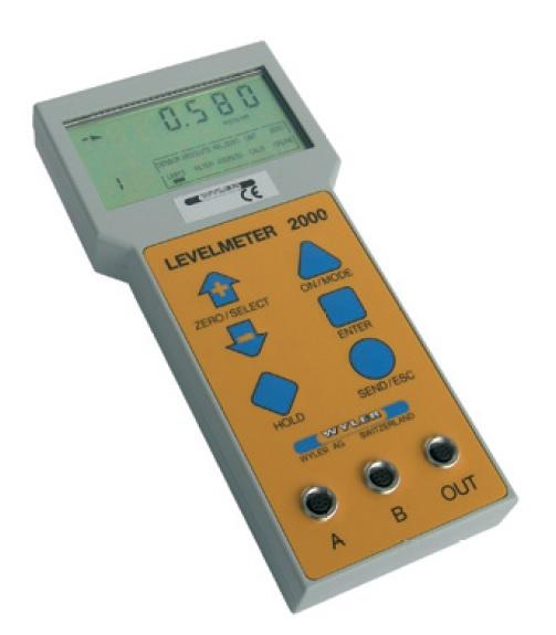 Levelmeter 2000